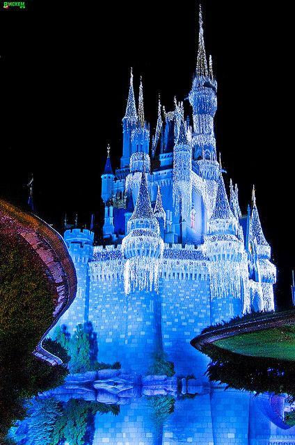 Christmas in Cinderella Castle, Magic Kingdom, Walt Disney World