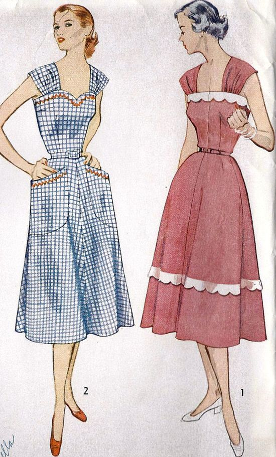 1950s Misses Dress #retro #partydress #romantic #feminine #fashion #vintage #designer #classic #dress #highendvintage