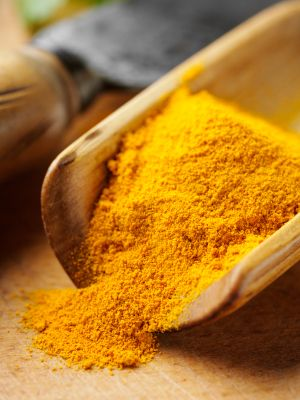 Turmeric cures most cancers & can reduce tumors by 81% naturally.  Researchers found that curcumin (a derivative of turmeruc) dramatically decreased brain tumors in 9 out of the 11 studies examined.  These are better statistics than the commonly recommended option chemotherapy... Natural is always better!