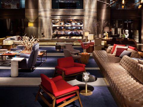 Walk-Through: Nobu Hotel