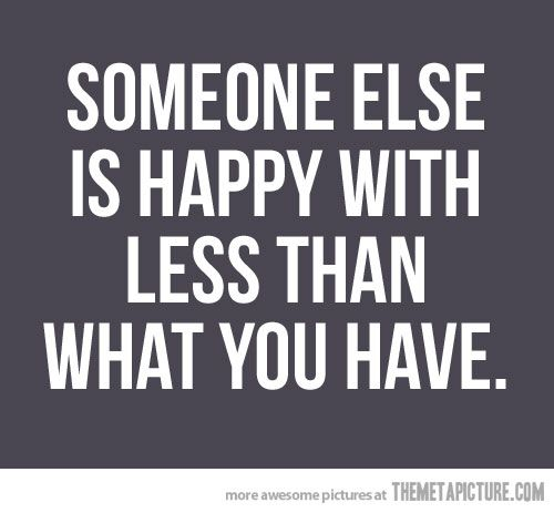Someone else is happy…