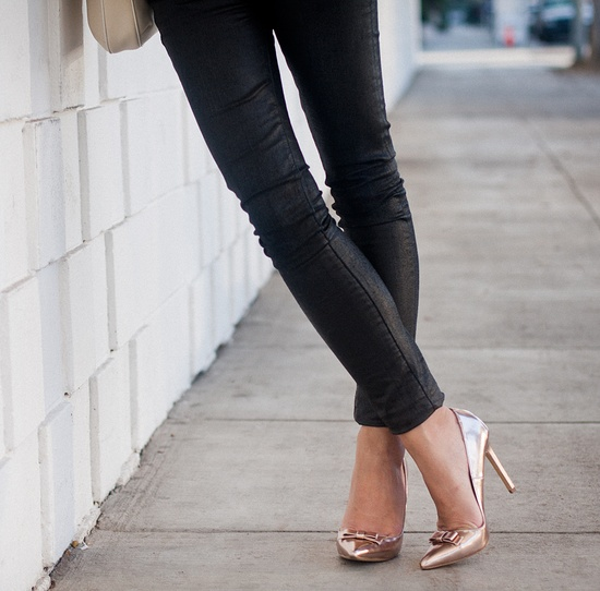 cool look.. I love the shoes