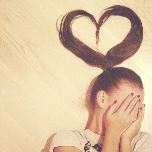 Awesome ! / Hair Styles / Hearts