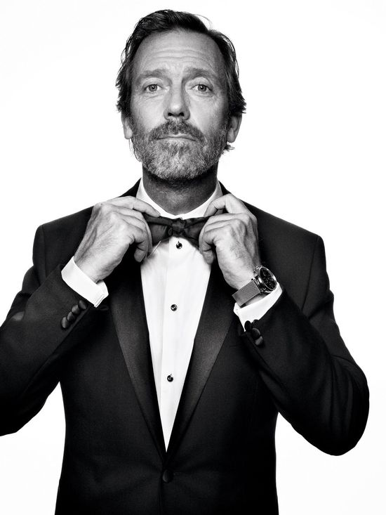 Hugh Laurie by Mark Seliger, 2012