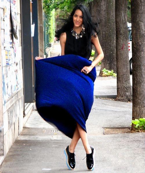 blue-fashion-#CCSummerStyle. Great blue!