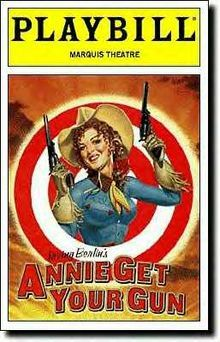 annie get your gun is the musical all about annie oakley!