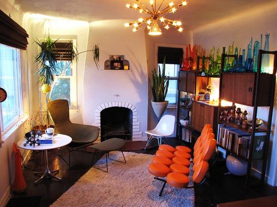 Living room spring of 2010, via Flickr.