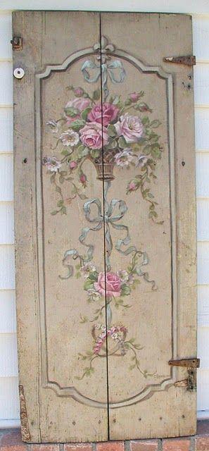 old door / french design