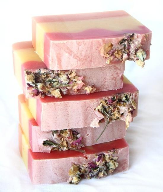 Pretty soaps