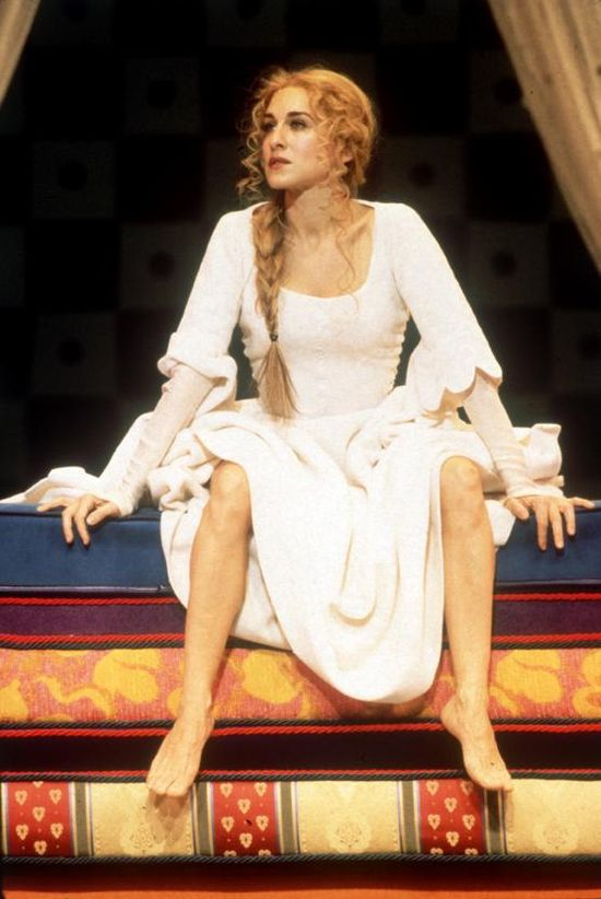 Once Upon a Mattress Revival - Sarah Jessica Parker
