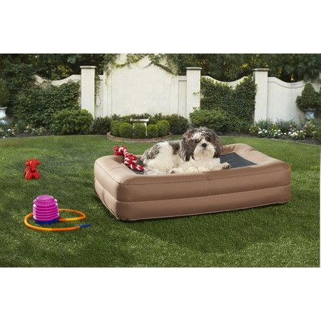 Comfort Indoor/Outdoor Pet Bed.