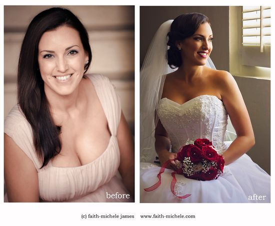 Glamour Wedding photography package