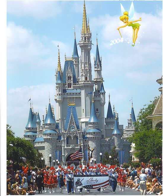 Disney World, FL