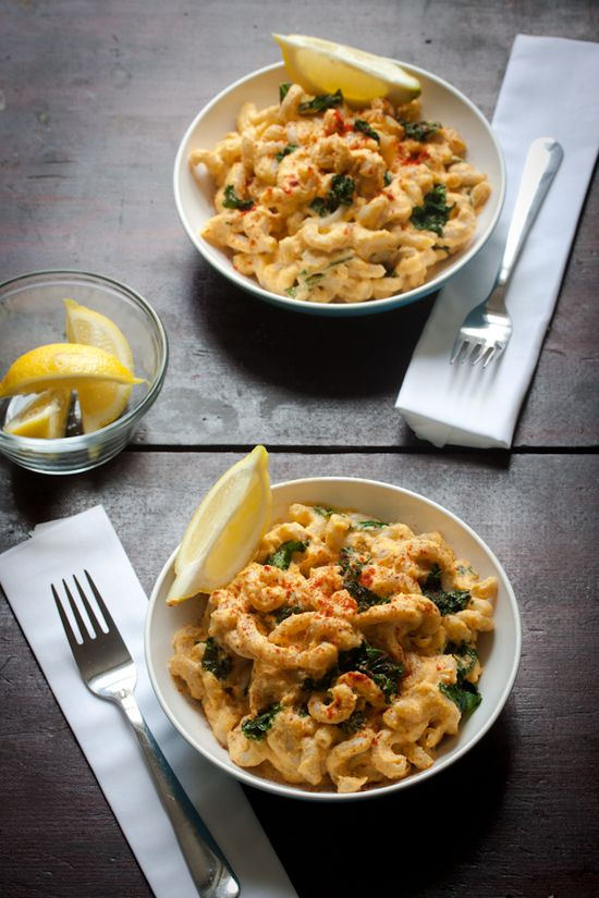smoky butternut mac and cheese vegan and gluten-free