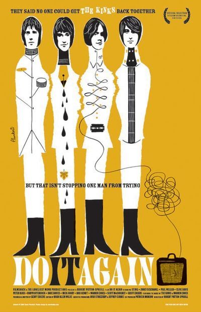 Do It Again poster by Spur Design