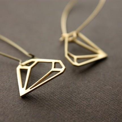 brass diamonds