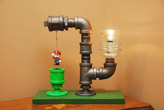 Super Mario Bros Lamp - Imgur