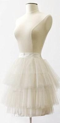Sex and the City tulle tutu skirt