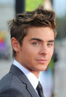 Zac Efron - Again, not much explanation needed - from HSM to 17 Again, he's perfect!