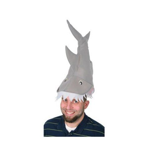 Plush Shark Hat Party Accessory (1 co... for only $8.99