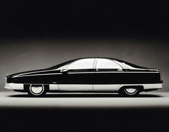 1988 Cadillac Voyage Concept Car