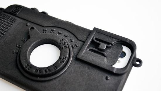 Freshfiber /// Camera Case /// iPhone