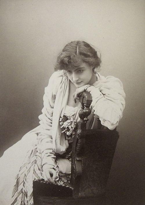 Cora Brown Potter par Kuebler, 1880
