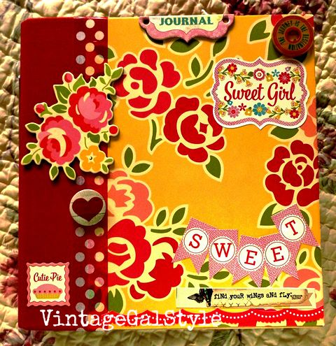 Sn@p Journal Vintage Style