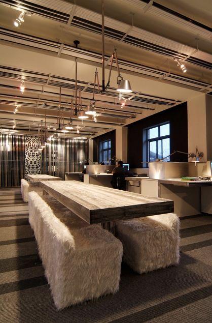 Office Design : MoHen Design International Office