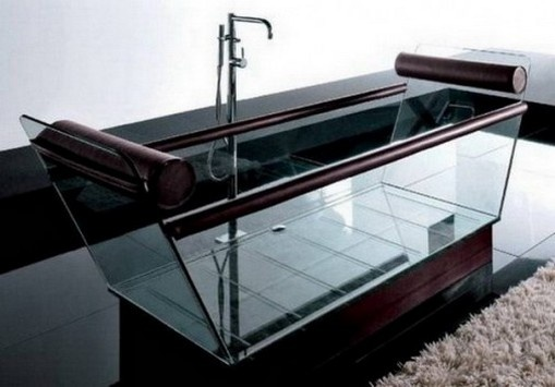 Modern #Bathroom #Design Ideas with #Bathtub