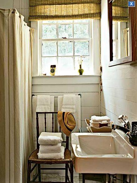 Classic bath.
