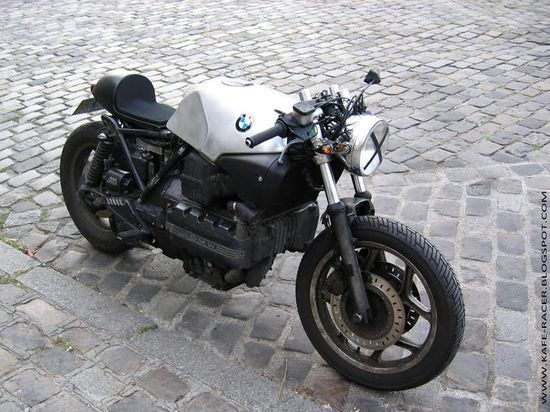 BMW K Cafe #Cars and such