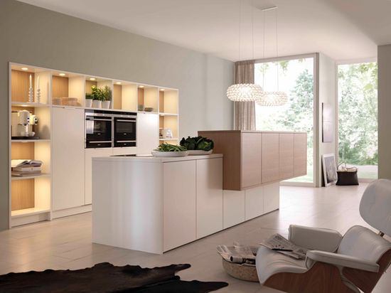 simple and modern kitchen design