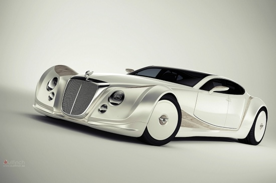 2011 Bentley Luxury Concept