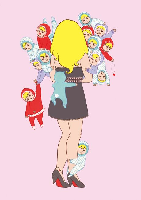 """Future celebrities"" Chika Takei"