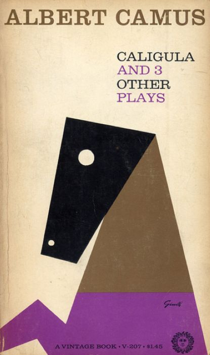 cover by George Guisti (1958)