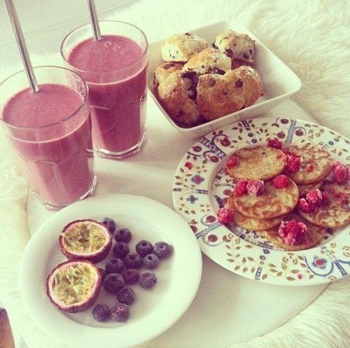 perfektest frühstück