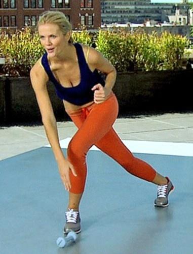 Workout secrets from bikini model Brooklyn Decker
