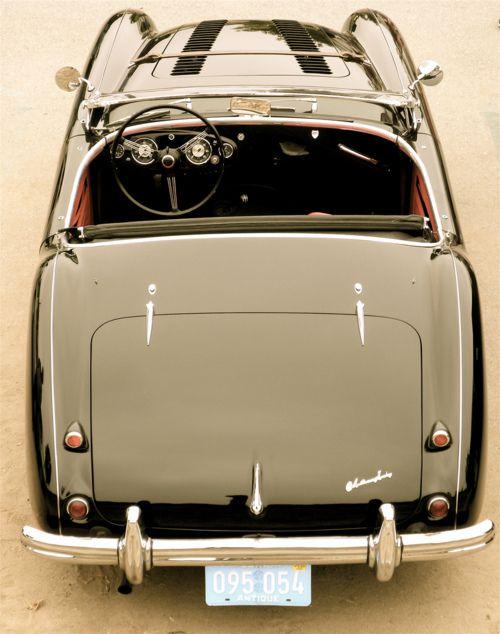 classic car - classic beauty