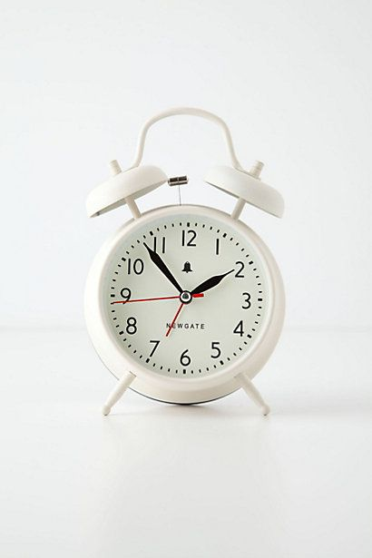 Convent Alarm Clock - Anthroplogie ($38).  To replace my old one.