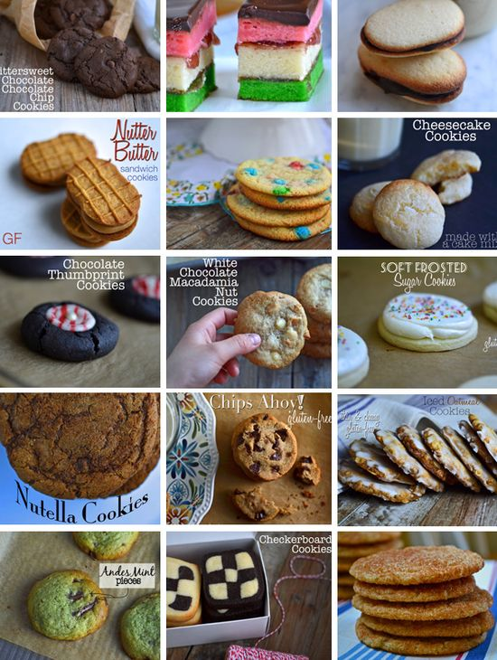 The Very Best Gluten-Free Christmas Cookie Collection (so far)