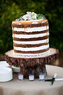 Tree Wedding Cake Stand