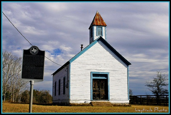 Country Churches, Fredericksburg, Texas