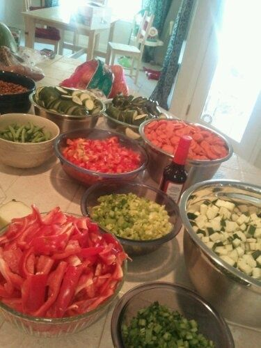 """Previous pinner says """"Clean eating Crock Pot Freezer Meals - prepare 34 meals in one day for 150 dollars (all healthy stuff too) includes shopping list!"""""""
