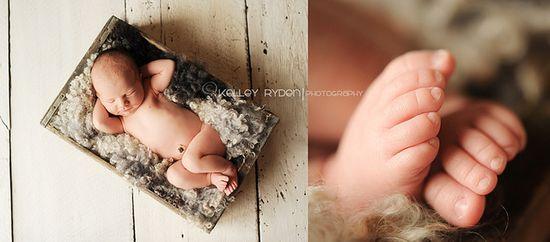 Newborn by Kelley Ryden Photography