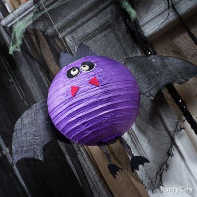 DIY Lantern Bat How-To