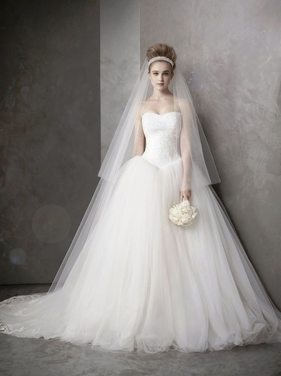 Dream Wedding wedding dresses wedding glamour featured fashion