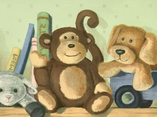 baby animal toys