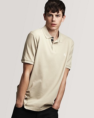 Burberry Brit Short Sleeve Classic Polo