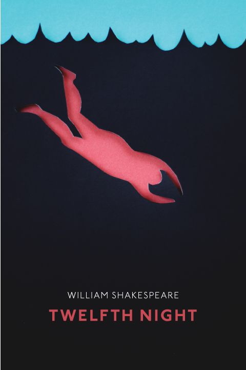 Alternative Shakespeare book covers